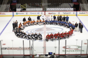 Our First Tournament as the Philadelphia Flyers Sled Hockey Team